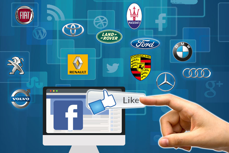 Le Case automobilistiche più seguite su Facebook