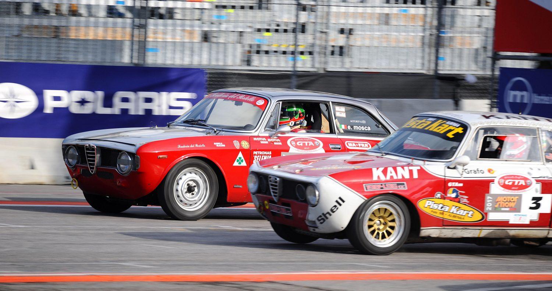 Spettacolo al Motor Show con il Trofeo GTA