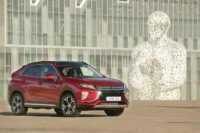 Mitsubishi Eclipse Cross: la SUV-coupé differente