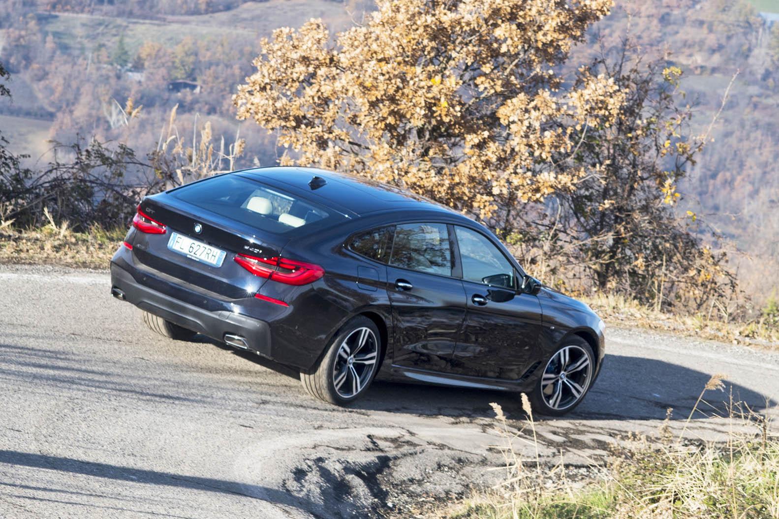 BMW Serie 6 GT: salto di classe