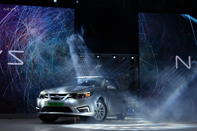 Torna la Saab 9-3 con un nuovo marchio e… elettrica