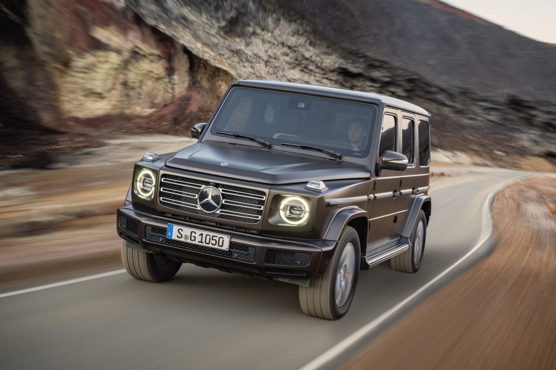 Mercedes Classe G, nuova vita per l'icona dell'off-road