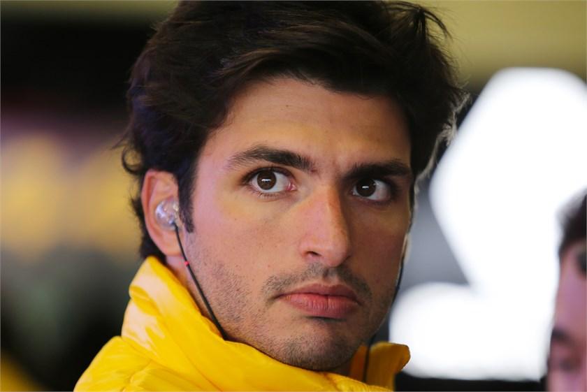 I nomi Renault e Sainz si incontrano al Rally di Montecarlo