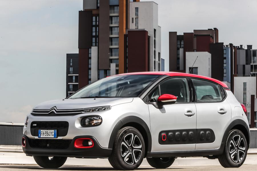 Citroën C3 e Méhari
