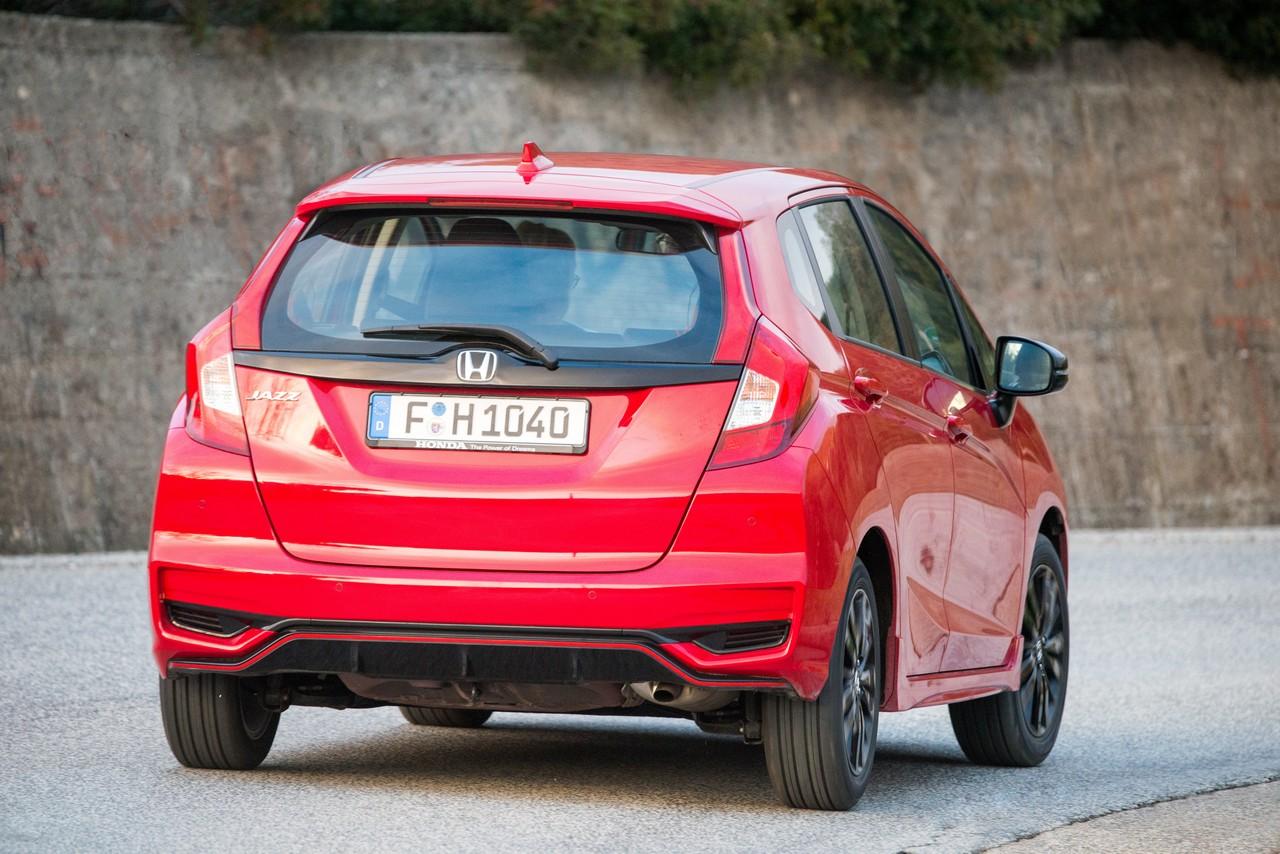 Honda Jazz Dynamic
