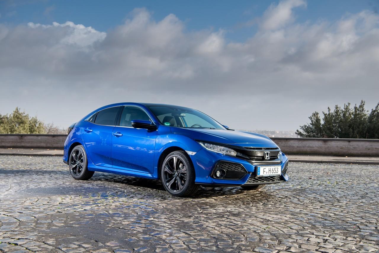 Honda Civic 1.6 i-DTEC: l'alimentazione che mancava
