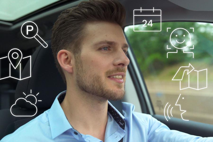 Bosch mette gli assistenti vocali in auto