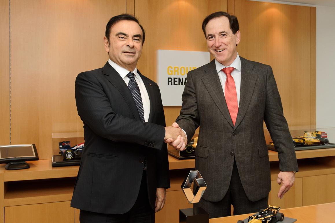 Il Gruppo Renault rafforza il suo accordo con MAPFRE