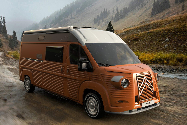 Citroën al Turismo & Outdoor 2018