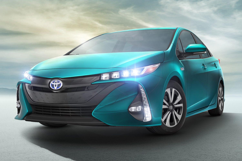 Toyota: 1,52 milioni di veicoli elettrificati venduti nel 2017 a livello globale
