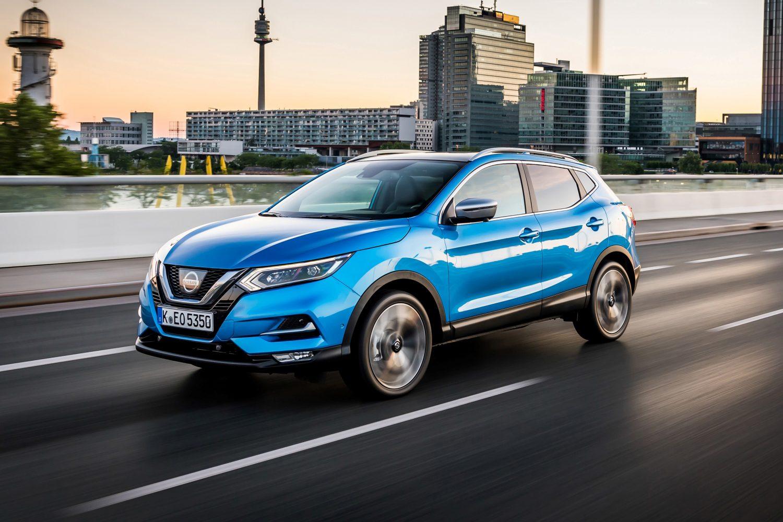 Ottimo inizio anno per Nissan Italia: vendite auto a +34,24%