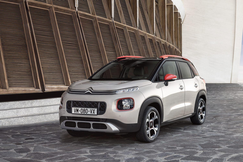 Citroën C3 aircross: già 50 000 vendite