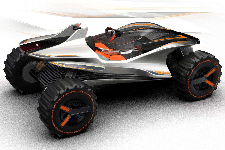 Hyundai KITE, la dune buggy rinasce con lo IED