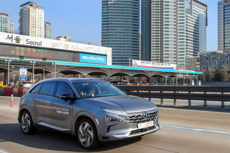 Hyundai: ecco i primi veicoli Fuel Cell con livello 4 di guida autonoma