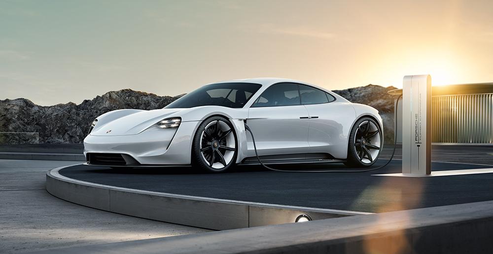 Porsche elettrica