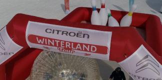 Citroën Winterland Tour