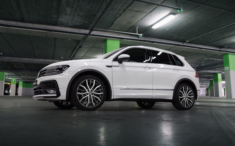 Da OZ i nuovi cerchi per i SUV di BMW, Ranger Rover e Volkswagen.
