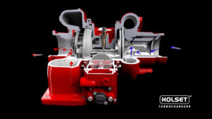 I sistemi a geometria variabile (VGT) nei motori turbo.