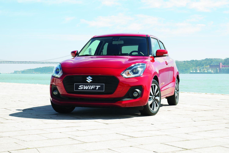 Suzuki SWIFT è tra le tre finaliste del World Urban Car 2018