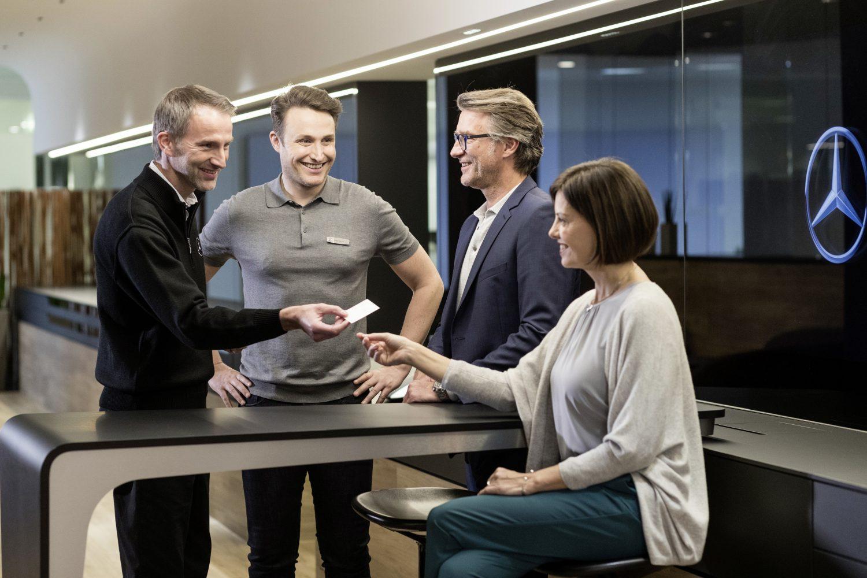 Mercedes e la Brand Experience nell'era digitale