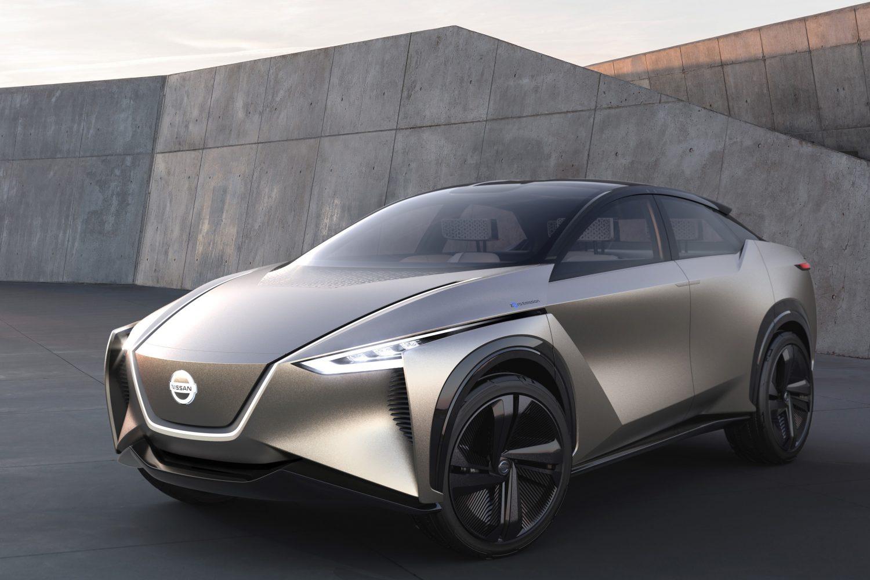Nissan al Motor Show di Ginevra 2018