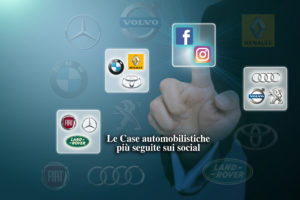 Classifica top brand auto su Instagram e Facebook - Marzo 2018