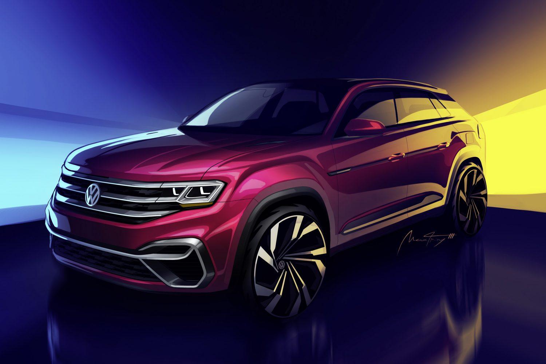 Volkswagen aggiunge un altro SUV alla sua gamma negli USA
