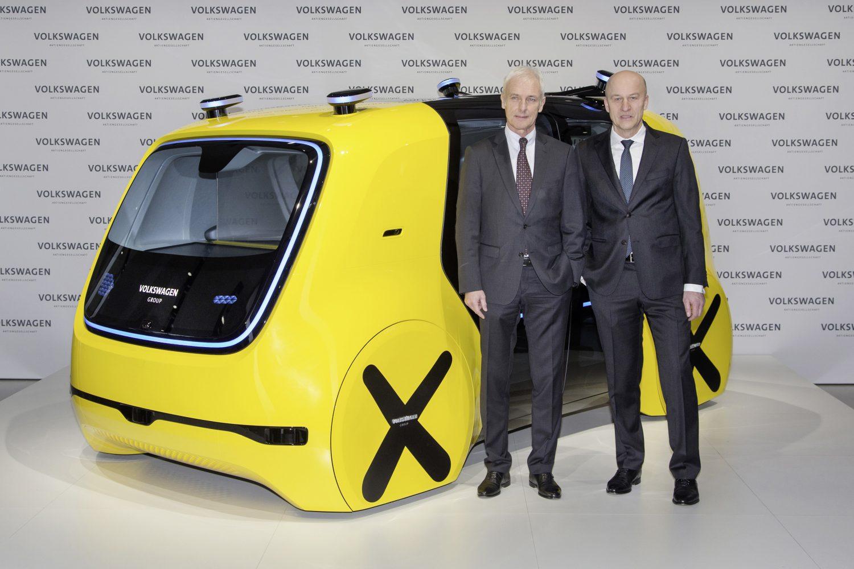 Il Gruppo Volkswagen espande la produzione di veicoli elettrici su scala mondiale