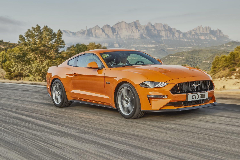 Ford presenta la nuova Mustang, ancora più veloce, tecnologica e inconfondibile