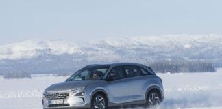 Hyundai Motor Winter Test