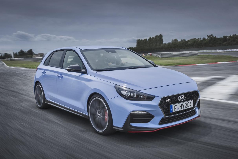 Hyundai presenta la nuova divisione High Performance Vehicle & Motorsport