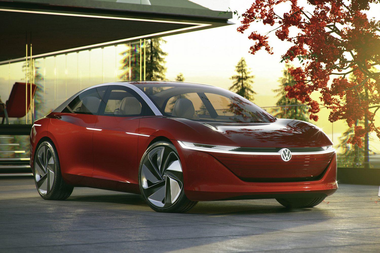 Volkswagen I.D VIZZION, l'auto di dopodomani