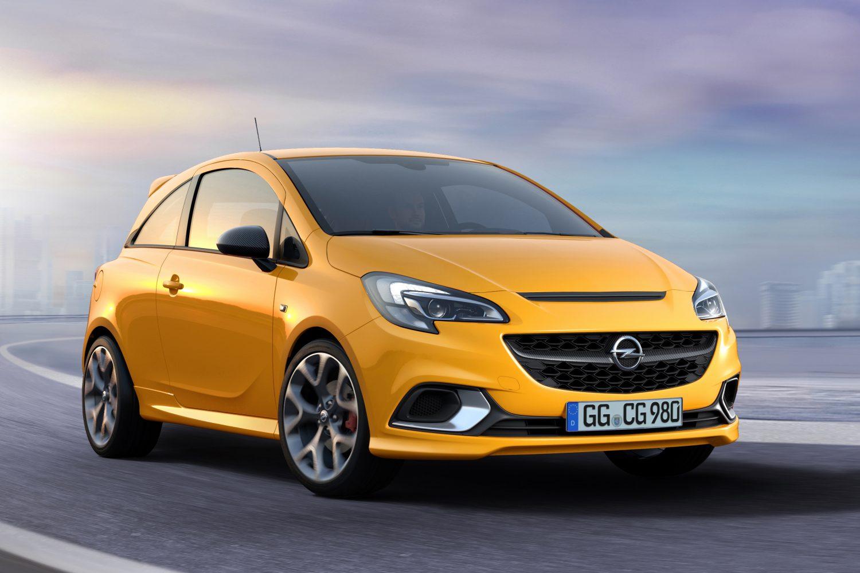 Opel Corsa GSi, una piccola sportiva dal nome importante