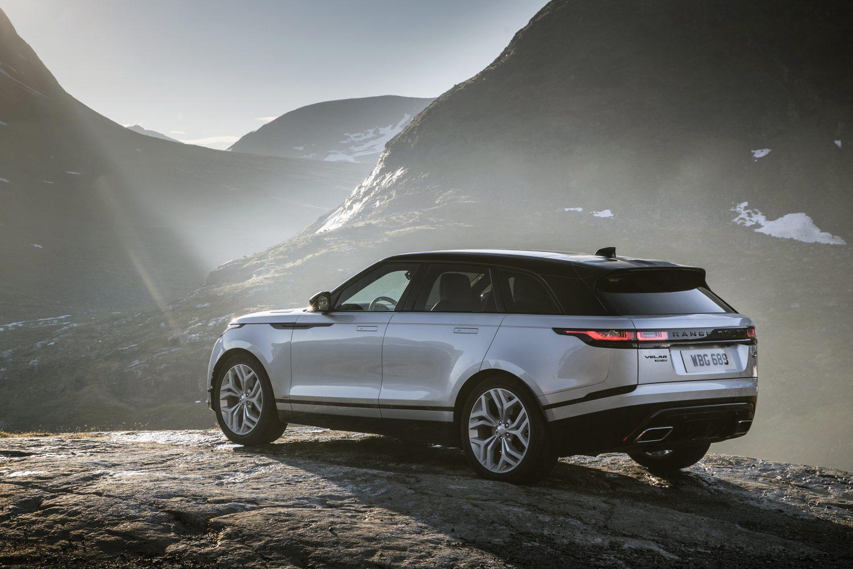 La Range Rover Velar è tra le finaliste  in due categorie dei World Car Awards