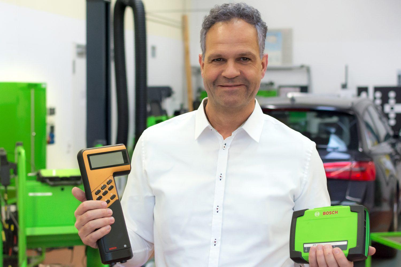 Bosch, trent'anni di esperienza e competenza nella diagnosi delle centraline elettroniche