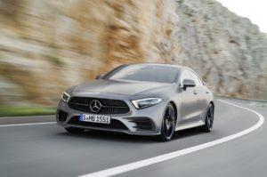 Nuova Mercedes CLS: salotto ad alte prestazioni