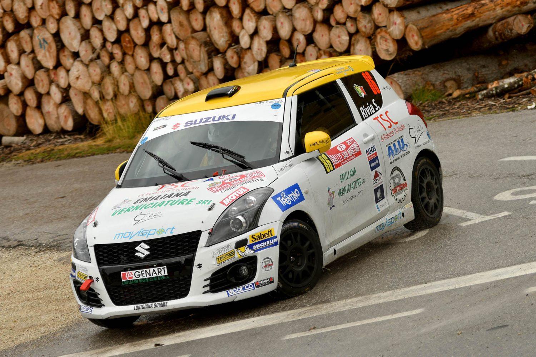 Suzuki Rally Trophy, al via la quinta stagione