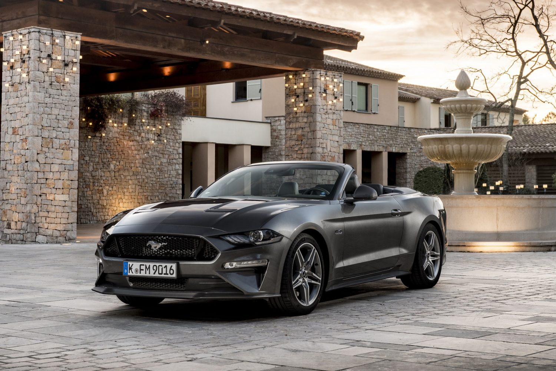 La Ford Mustang è la sportiva più venduta al mondo per il terzo anno consecutivo