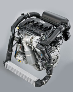 Sistemi a geometria variabile per le turbine dei motori turbo.