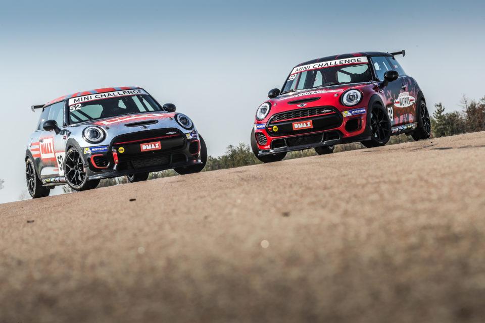 MINI: passione racing