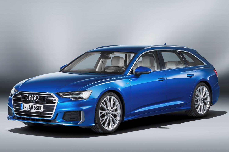 La nuova Audi A6 Avant