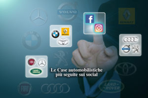 Classifica top brand auto su Instagram e Facebook - Aprile 2018