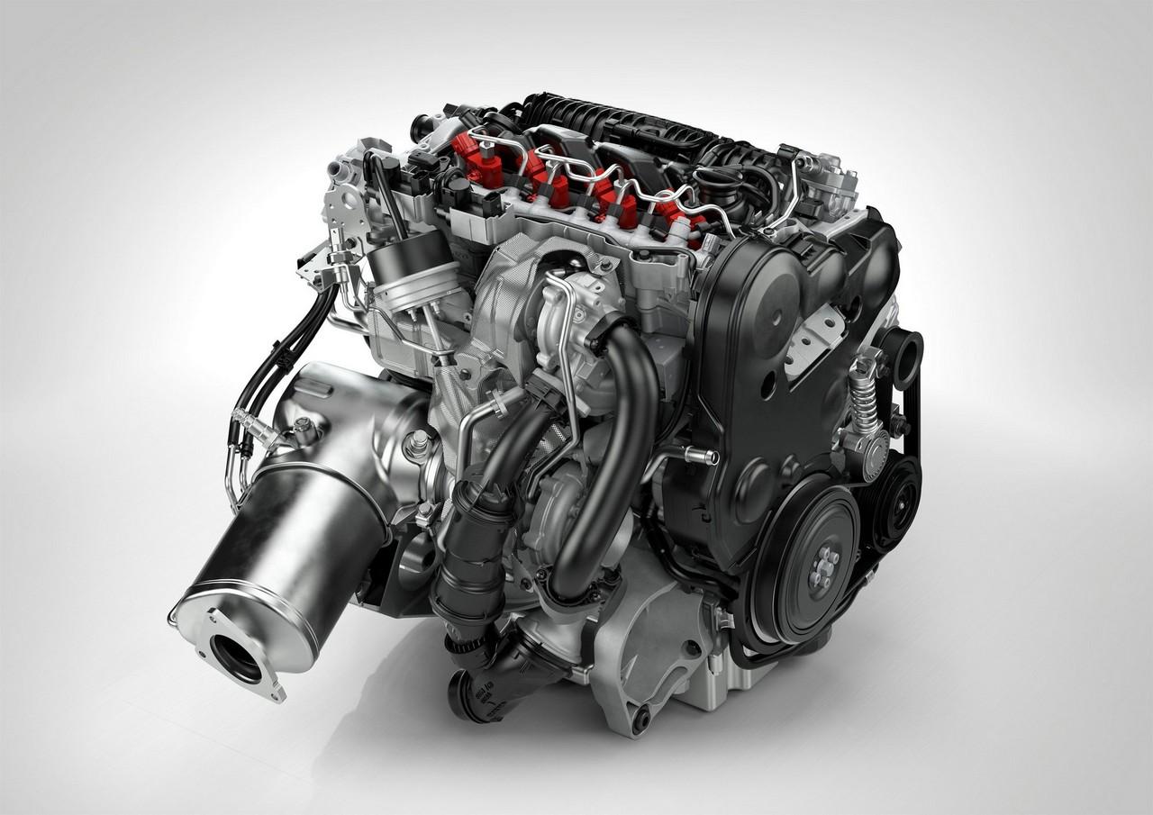 Motori Volvo Drive-E: campioni di efficienza