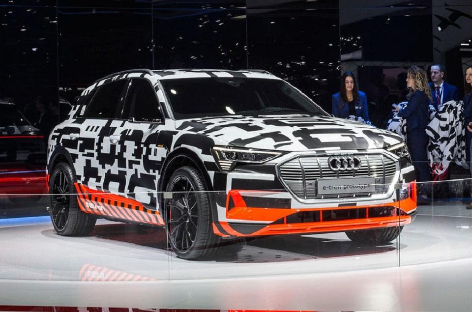 Anche Jaguar e Audi sbarcano sul mercato dei Suv elettrici