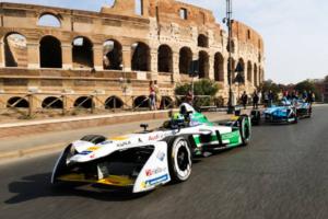 Che successo per la Formula E a Roma! Pubblico record e rinnovo quinquennale