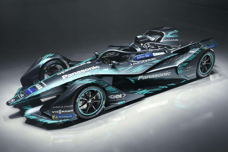Jaguar svela la livrea dell'I-TYPE 3 prima dell'e-prix di Roma
