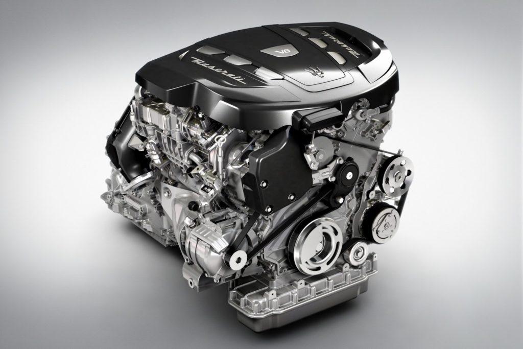 Turbosovralimentazione VGT A 360DOHC HP