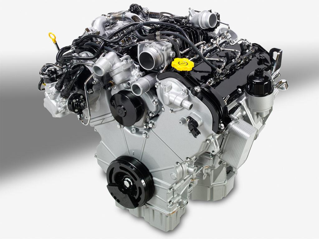 Turbosovralimentazione L 630 DOHC
