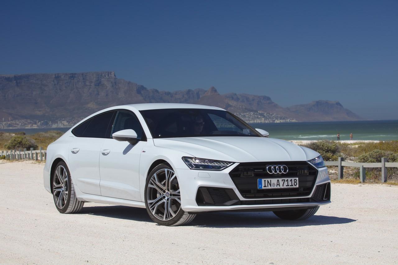 Nuova Audi A7 Sportback: tecnologicamente elegante