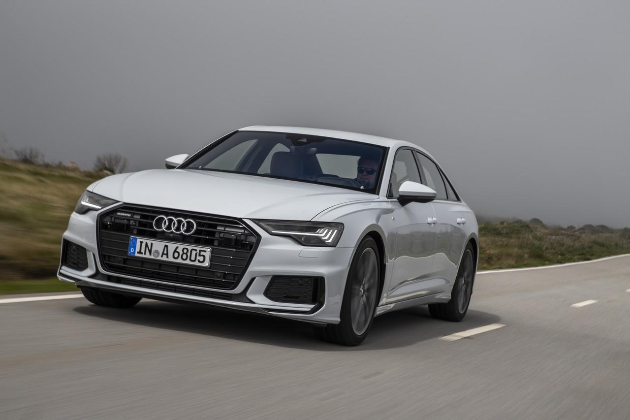 Nuova Audi A6: sa sorprenderti sempre